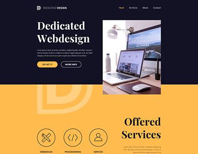 Website Preview - Webdesign