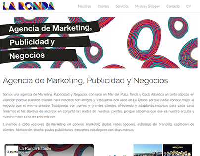 Marketing Agencies Websites