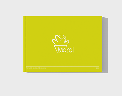 MANUAL IDENTIDAD CORPORATIVA - Maral