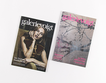 GalerieVoigt –Magazin