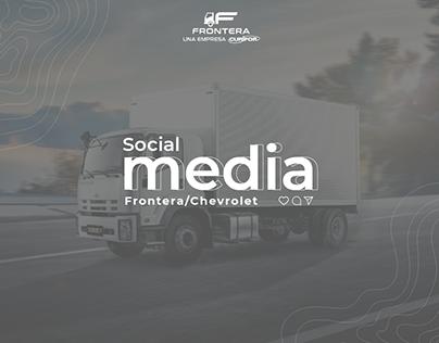 Social Media Frontera | RRSS