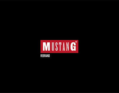 Mustang Jeans Rebranding