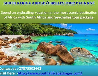 South Africa and Seychelles tour