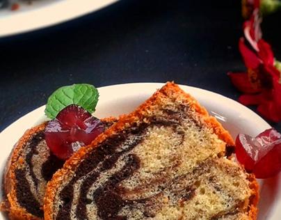 Cara Membuat Cake Marmer Kukus yang Enak dan Mudah Dibu