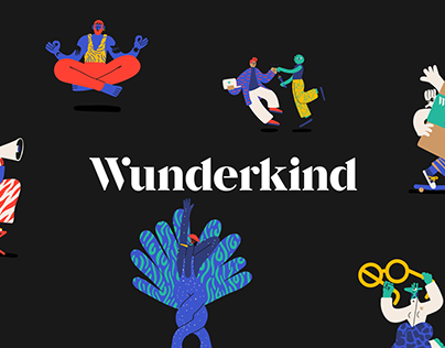 Wunderkind characters