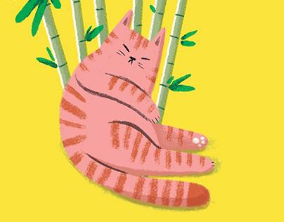 Japanese kitties