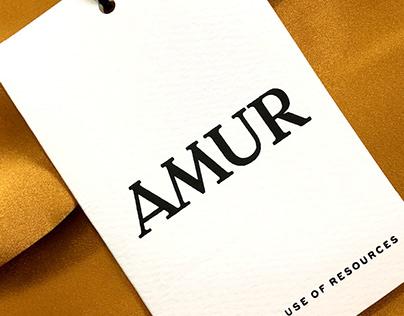 Amur – Brand Identity