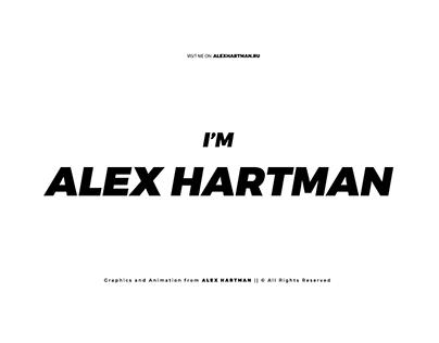 Alex Hartman Showreel