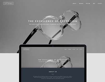 Web Design- Optimax