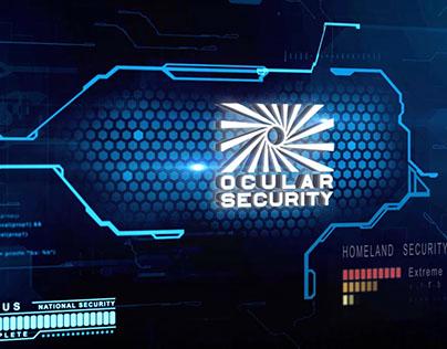 Motion Graphics • 8 • Company Promo • Ocular Security
