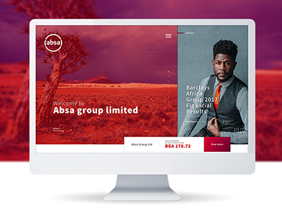 Absa Website