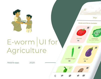 E-Worm an app for agriculture in students
