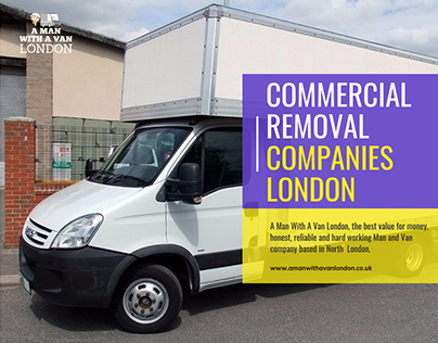 Commercial Removal Companies London
