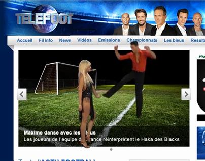 TF1/Danse avec les stars/s2 - Chorégraphie virtuelle