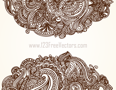 Eps Floral Vector