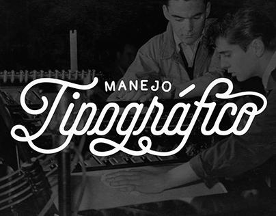 Manejo Tipográfico | Catálogos