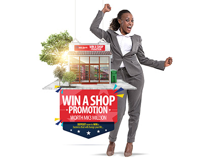 NBS Bank: WIN A SHOP PROMOTION