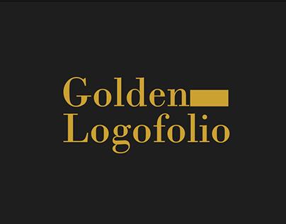 golden logofolio
