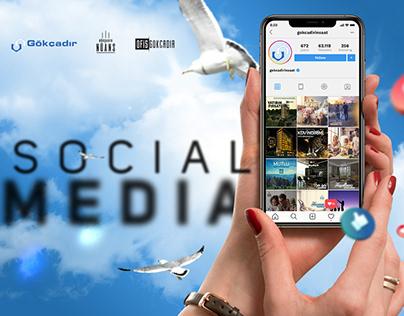 Social Media | Gökçadır İnşaat