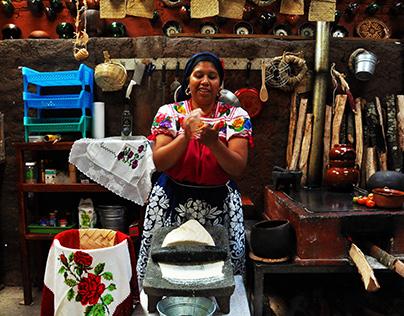 Embajadoras del Sabor, la Cocina tradicional de Rosalba