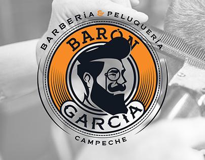 """Barbería & Peluquería """"Baron García"""""""