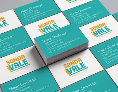 Identidade Visual Sonda Vale Sondagens e Fundações