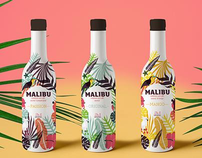 Malibu Rebranding