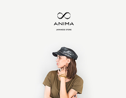 Online Japanese Shop - Anima. Ecommerce.