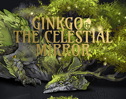 Ginkgo and the Celestial Mirror | Level Game Araucarius