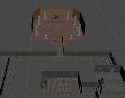 3D Unity Scene