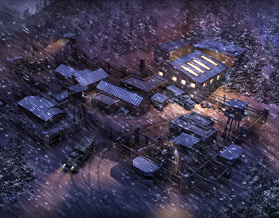 """Project Siberia"" environments"