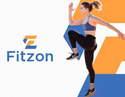 Fitzon Letter F+Z Logo Branding