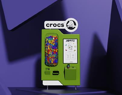 Crocs - Marketing Strategy and Visual Merchandising
