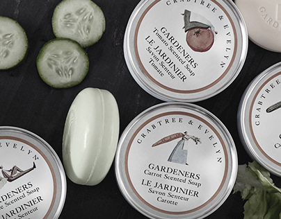 Crabtree and Evelyn - Gardeners Range