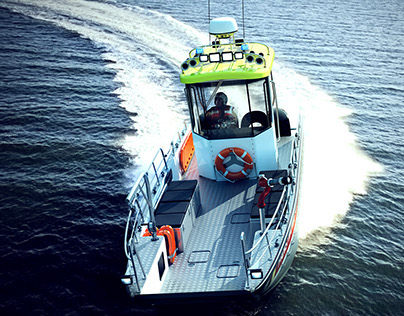 Rescue Motorboat