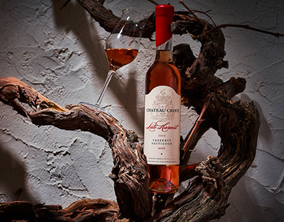 Wine Label Design - Chateau Cristi Late Harvest