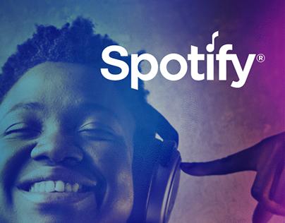 Spotify Logo & Ui Redesign