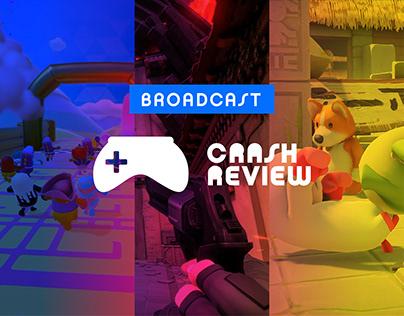 Broadcast - Crash Review