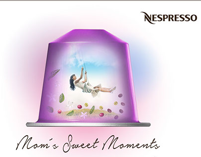 Mom`s day Nespresso
