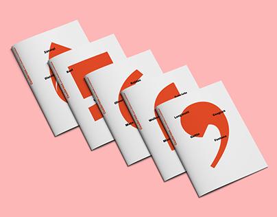 Cuadernos sobre diseño y creatividad