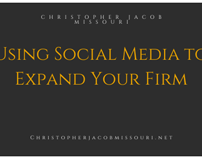 Using Social Media to Expand Your Firm