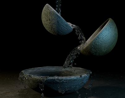 Singing Water Bowl Fountain