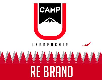 Camp U Leadership Re-brand