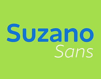 Suzano Sans, aproximando diferentes públicos