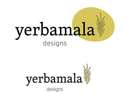 Yerbamala Designs Brand Identity