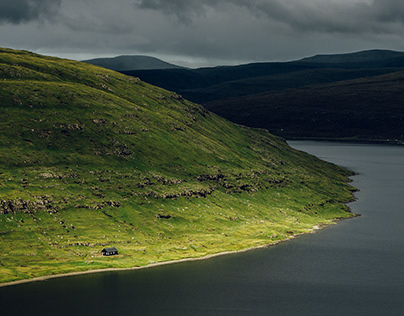 Faroe Islands in widescreen