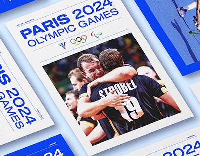 Paris 2024 | Branding