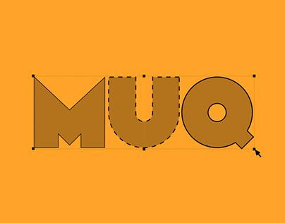 """MUQ"" logo animation 2017"