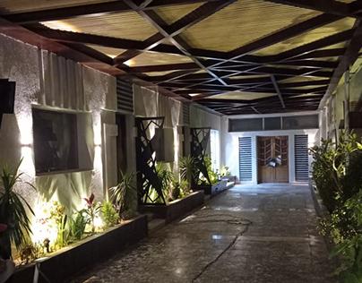 Interior space- Renovation