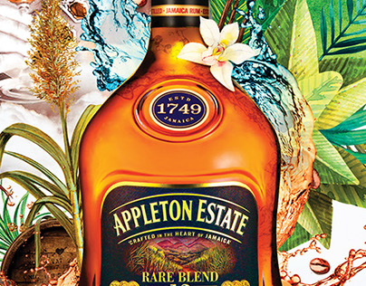 Appleton Estate Ad project
